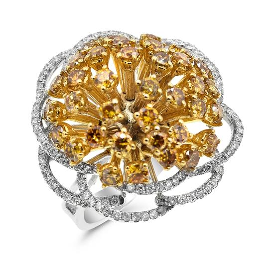 Preload https://img-static.tradesy.com/item/24142552/white-gold-yellow-gold-body-with-natural-diamonds-ring-0-0-540-540.jpg