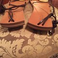 Calypso St. Barth Brown Sandals Image 1