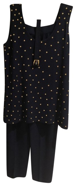 Preload https://img-static.tradesy.com/item/24142584/st-john-navy-collection-by-marie-gray-pant-suit-size-2-xs-0-1-650-650.jpg