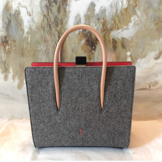 Christian Louboutin Tote in gray Image 1