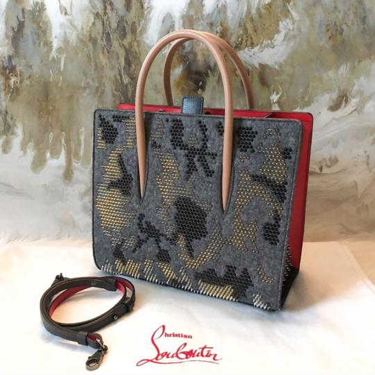 Christian Louboutin Tote in gray Image 2