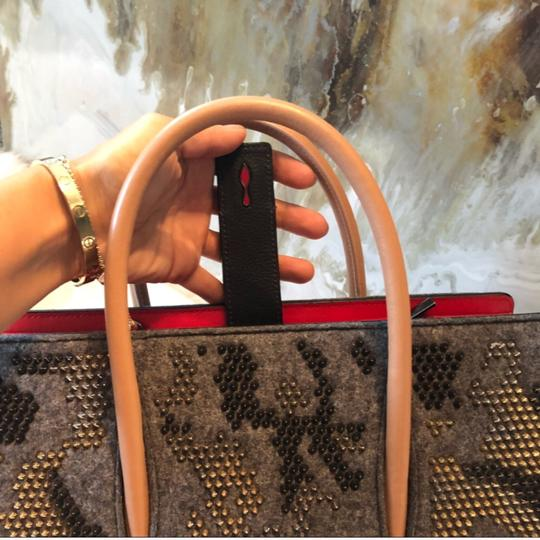 Christian Louboutin Tote in gray Image 5