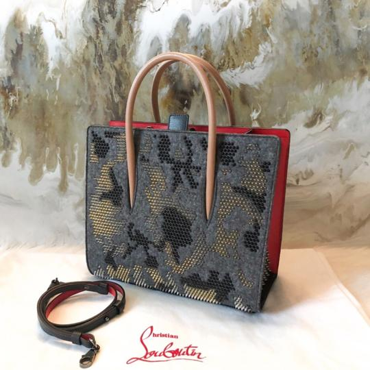 Christian Louboutin Tote in gray Image 7