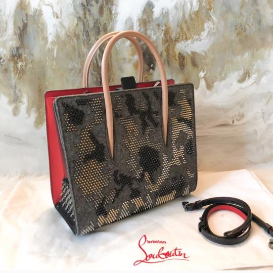 Christian Louboutin Tote in gray Image 8