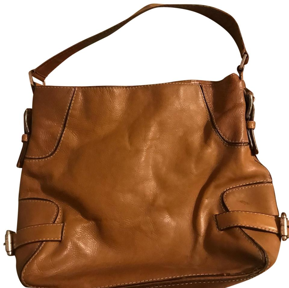 157fe8768133 Michael Kors Vintage Brown Leather Hobo Bag - Tradesy