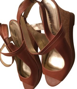 Audrey Brooke Brown Sandals