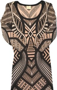 Torn by Ronny Kobo short dress black on Tradesy