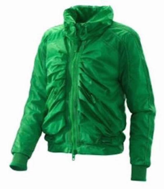Item - Green Spring/Summer 2009 Collection Activewear Outerwear Size 2 (XS)