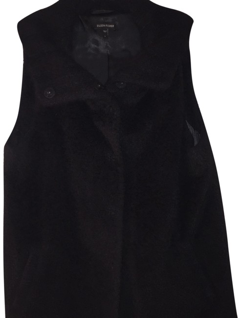 Preload https://img-static.tradesy.com/item/24142857/eileen-fisher-black-alpaca-and-wool-vest-size-12-l-0-1-650-650.jpg