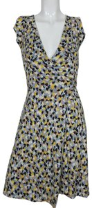 Diane von Furstenberg short dress Multi Color on Tradesy