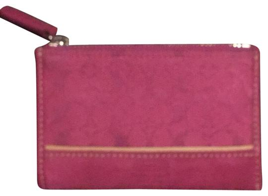 Preload https://img-static.tradesy.com/item/24143018/coach-pink-skinny-wallet-0-1-540-540.jpg