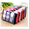 Fashion Cute Lite Pink Cat Wallet Image 2