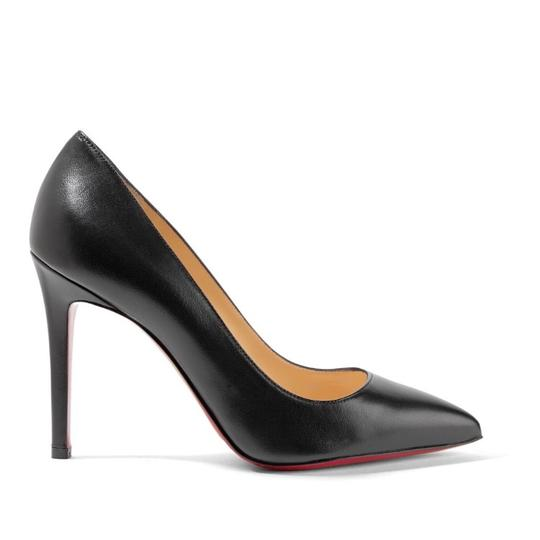 Preload https://img-static.tradesy.com/item/24143337/christian-louboutin-pigalle-100-pointy-leather-pumps-size-us-7-regular-m-b-0-0-540-540.jpg