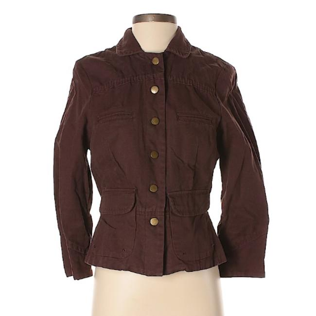 Preload https://img-static.tradesy.com/item/24143344/brown-view-by-cotton-jacket-size-8-m-0-0-650-650.jpg