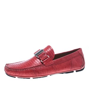 Salvatore Ferragamo Red Formal