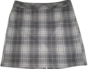 Eddie Bauer Skirt Plaid