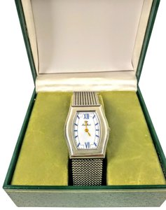 Lucien Piccard Lucien Piccard swiss stainless steel elastic band watch