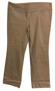 The Limited Capri/Cropped Pants taupe/Brown