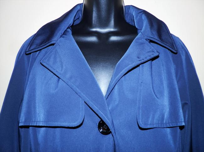 Calvin Klein Lined Polyester Machine Washable Trench Coat Image 1