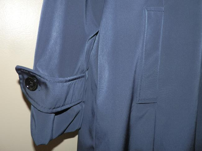 Calvin Klein Lined Polyester Machine Washable Trench Coat Image 2