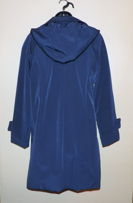 Calvin Klein Lined Polyester Machine Washable Trench Coat Image 3
