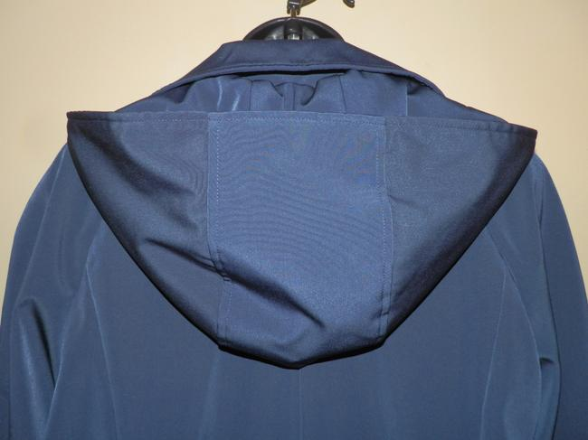 Calvin Klein Lined Polyester Machine Washable Trench Coat Image 4