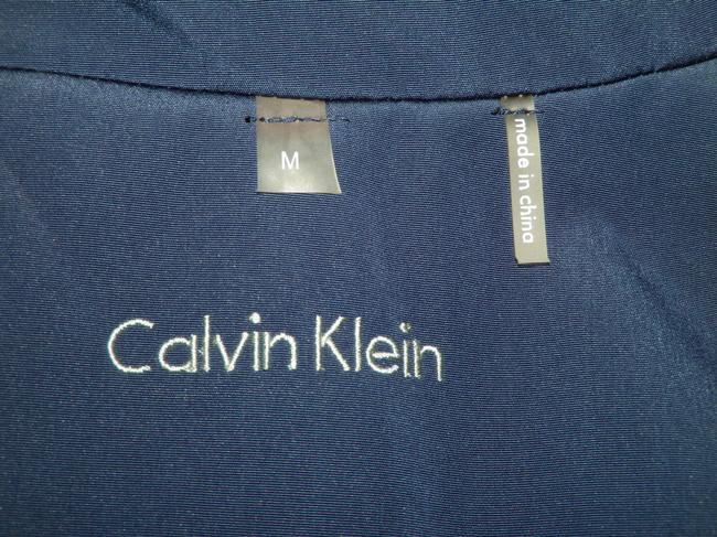 Calvin Klein Lined Polyester Machine Washable Trench Coat Image 8
