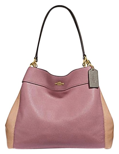 Preload https://img-static.tradesy.com/item/24145421/coach-lexy-f31992-colorblock-multicolor-leather-shoulder-bag-0-1-540-540.jpg