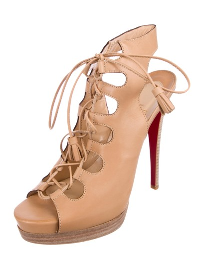 Christian Louboutin Miss Fortune Sandals Pumps Image 0