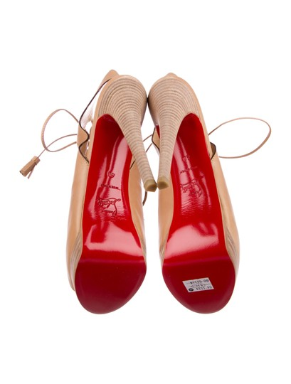Christian Louboutin Miss Fortune Sandals Pumps Image 4