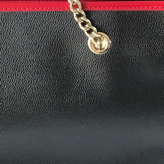 Love Moschino Tote in black/red Image 6