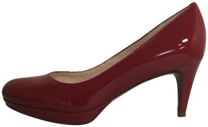 Cole Haan Patent New Red Pumps