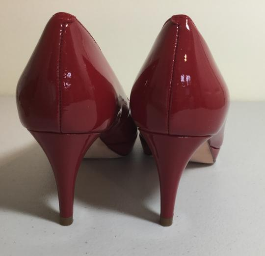 Cole Haan Patent New Red Pumps Image 1