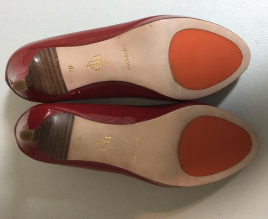 Cole Haan Patent New Red Pumps Image 6