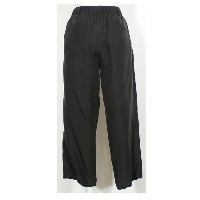 Eileen Fisher Capri/Cropped Pants Black Image 2