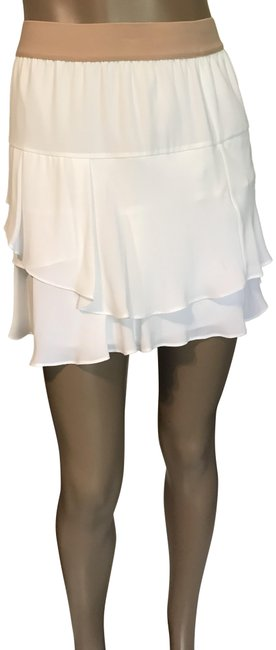 Preload https://img-static.tradesy.com/item/24145780/bcbgmaxazria-cream-color-skirt-short-night-out-dress-size-10-m-0-1-650-650.jpg