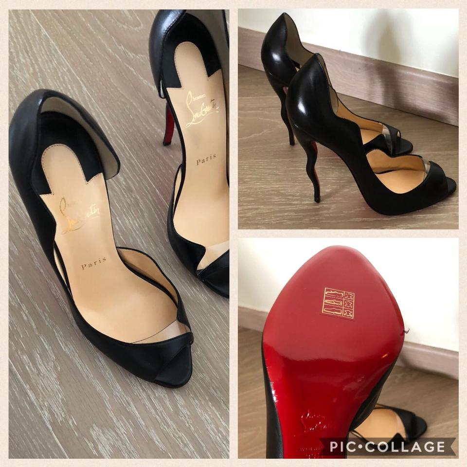 Buy Louboutin christian shoes collage picture trends