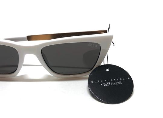 Quay Desi Perkins Dont @ -ME Sunglasses FREE 3 DAY SHIPPING Cat Eye Image 11