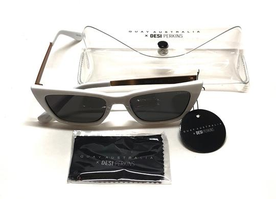 Quay Desi Perkins Dont @ -ME Sunglasses FREE 3 DAY SHIPPING Cat Eye Image 3