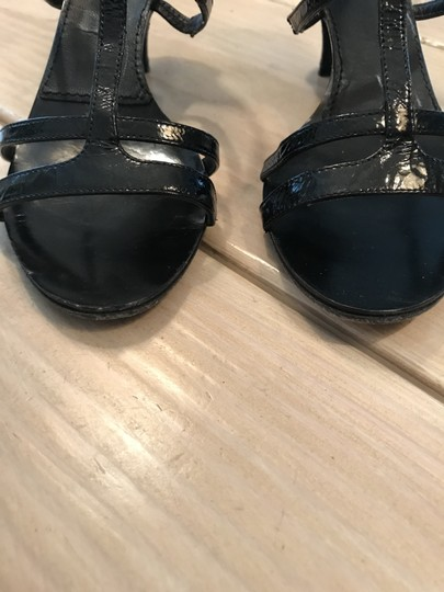 Givenchy Gladiator Black patent leather Sandals Image 2
