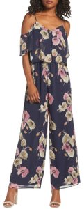 19 Cooper Floral Cold Shoulder Dress