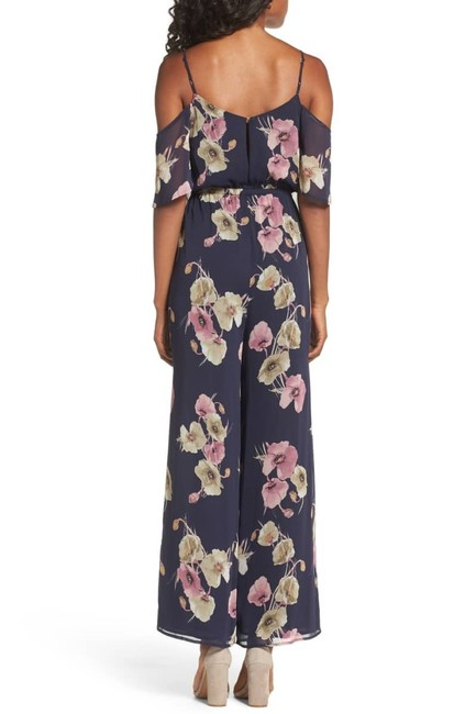 19 Cooper Floral Cold Shoulder Dress Image 1