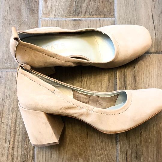 1.STATE tan nude Pumps Image 5