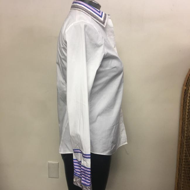 Etro Button Down Shirt White Image 2