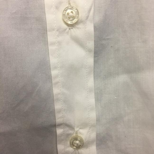 Etro Button Down Shirt White Image 5