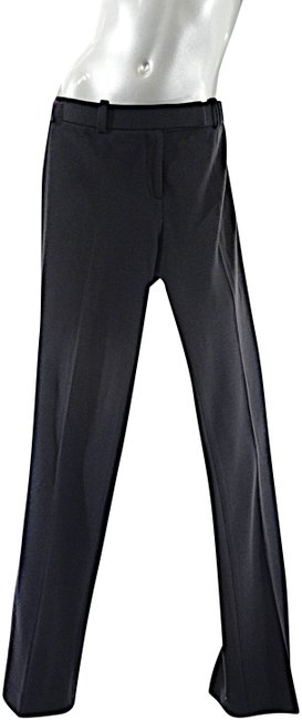 Item - Black Wool Blend Knit Tuxedo with Narrow Legs Pants Size 4 (S, 27)