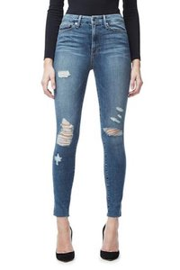 Good American Skinny Jeans-Distressed