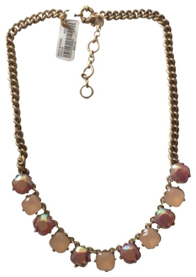 J.Crew j.crew beautiful stone necklace Image 0