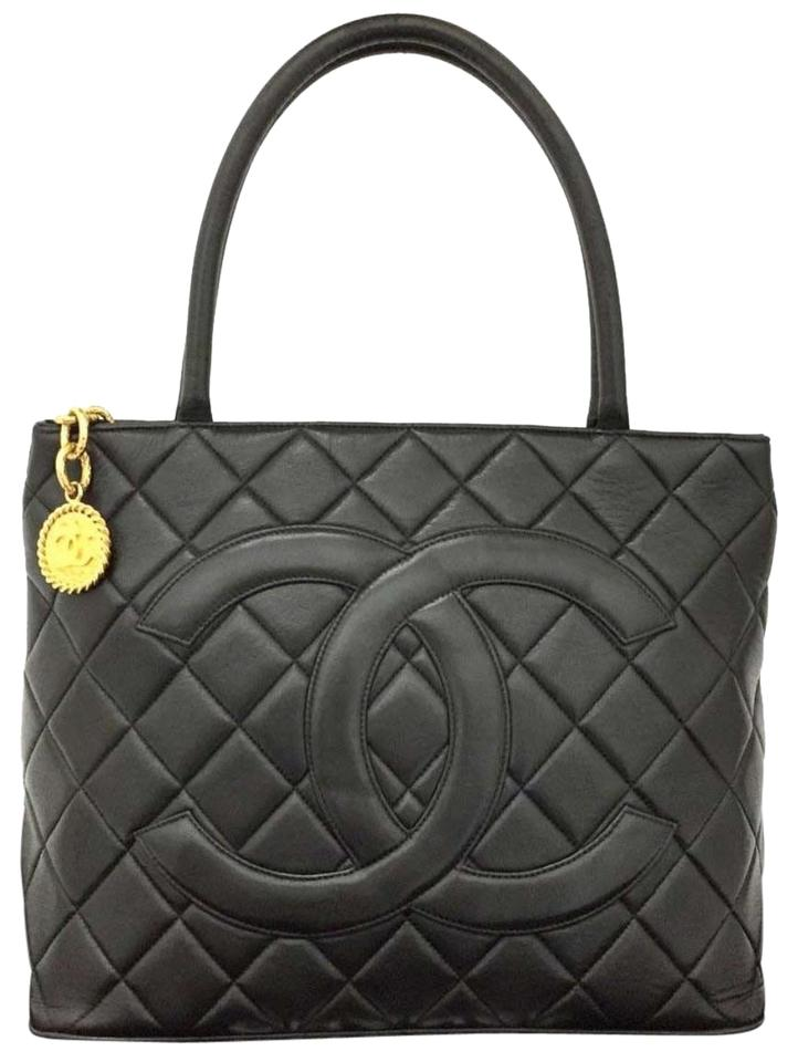 0e12fd6087f6 Chanel Flap Backpack Double Boy Supermodel Tote in Black Image 0 ...