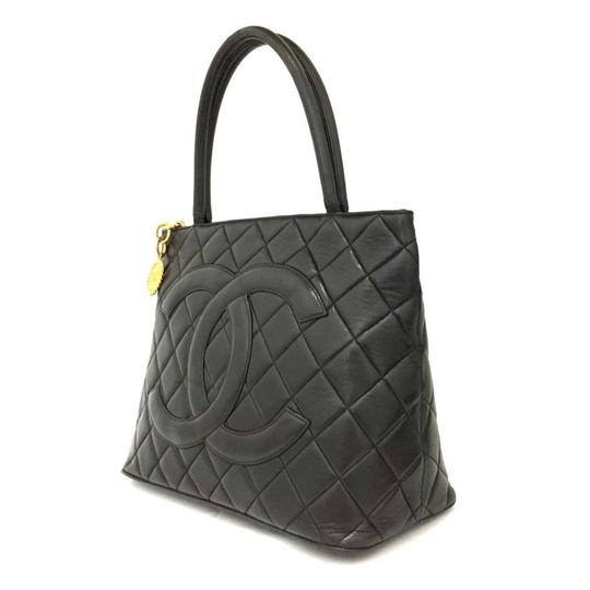 Chanel Flap Backpack Double Boy Supermodel Tote in Black Image 1